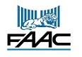Инструкции для автоматики FAAC
