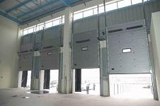 Промышленные подъемные ворота