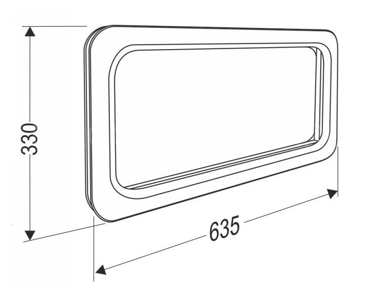 Установка окна в секционные ворота