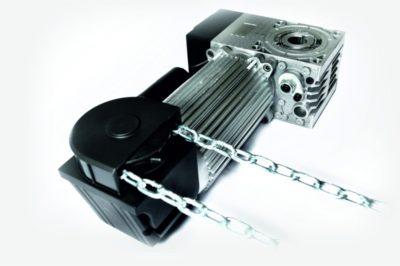 Привод осевой для секционных ворот NordMotors NI-50